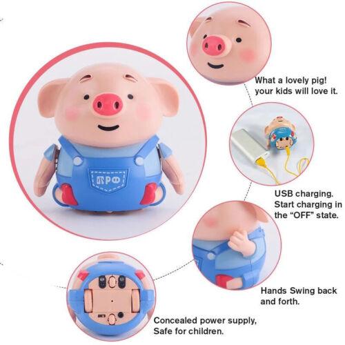 mit magischem Stift Kreatives induktives Spielzeug-Schwein Weihnachten Toy NEU