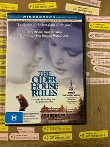 The-Cider-House-Rules-DVD-2006-Widescreen-R4-Like-NEW