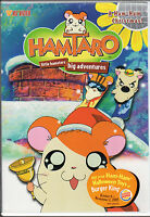 Hamtaro Vol 4--a Ham-ham Christmas-boss & Snoozer Worry About Getting Presents
