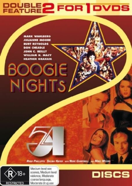 boogie nights 2 disc dvd set