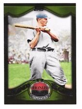 2009 Topps Update Legends Of The Game Honus Wagner #2