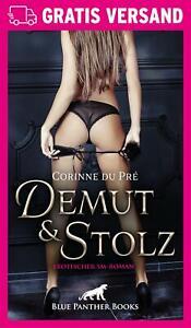 Demut-amp-Stolz-Erotischer-Roman-von-Corinne-du-Pre-blue-panther-books