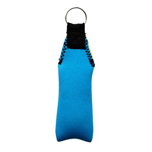 Schwimmende Neopren Schlüsselanhänger Sicherheits Wassersport Strand Kajak