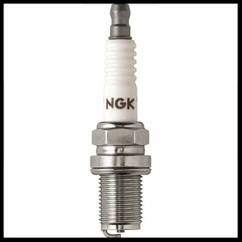 """NGK COPPER CORE SPARK PLUGS SET OF 8 14MM THREAD .750/"""" REACH R5671A # 4554"""