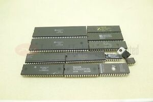 Details about 68000 CPU Z80-CPU Z80B-CPU IC Kit Plus SRAM EPROM FDC and so  on