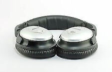 Bose QuietComfort QC15 Headband Headphones - Black/Silver