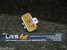 Instrument Voltage Stabiliser Land Rover Series 2//2a//3 148876