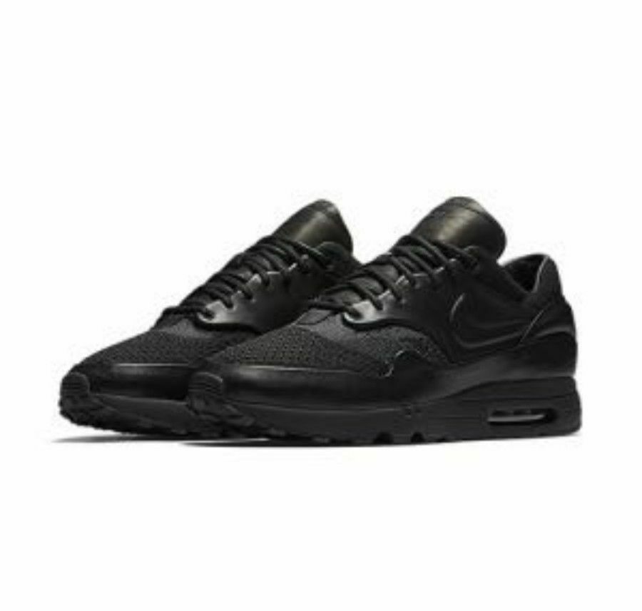 NIKE AIR MAX 1FLYKNIT ROYAL ARTHUR HUANG MEN'S SHOES BLACK 923005 001