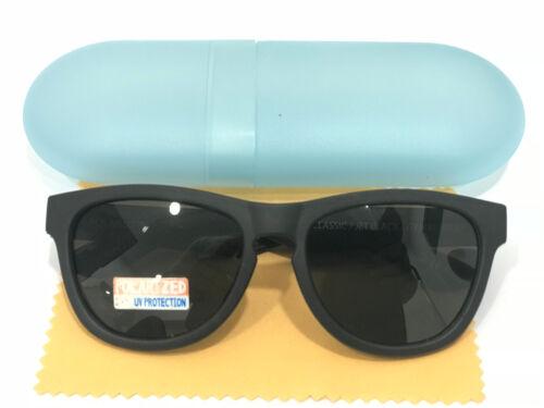 3-7 years  UV Safe Kids Wayfarer Protect Polarised Childrens Sunglasses Black