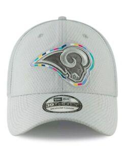 New Era Men/'s New York Jets Crucial Catch Hat Intercept Cancer 39Thirty