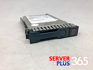 "900GB 10K SAS 2.5/"" 6Gb//s OEM Server Hard Drive in HP Tray DL360 DL380 G8"