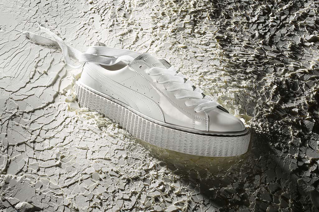 Authentic PUMA FENTY Sneaker PUMA by Rihanna Creeper Sneaker FENTY  Größe 5.5 6c068a