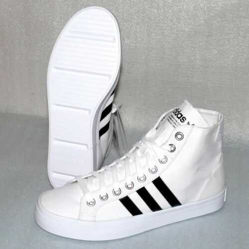 Schuhe Vantage Adidas 3 Weiß Black Court 48 S78792 Herren Sport Boots Uk13 2 Mid 41qXwf1
