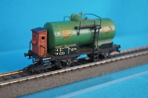 Marklin-314-BP-Tanker-Car-BP-Green-1952