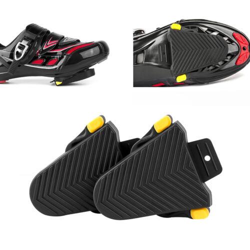 1pair Fahrrad Pedal Schutz Klampe Abdeckung für Shimano Spd-Sl Stollen Suprem