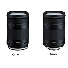 Tamron 18-400mm f/3.5-6.3 Di II VC HLD All-In-One Zoom Lens -Nikon & Canon Mount