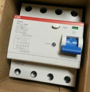 ABB-F204-B-40-0-03-2CSF204592R1400-FI-Schutzschalter-Typ-B-FI-40A-30mA-allstrom