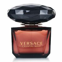 Versace Crystal Noir Women 3.0 3 Oz Eau De Parfum Spray Tst Bottle With Cap on sale