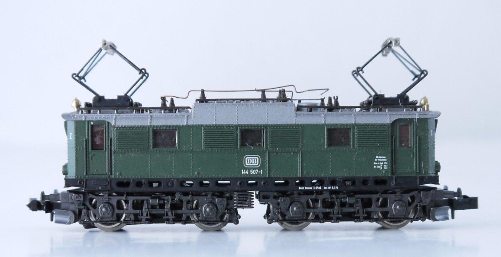 ROCO 23229 DB elektrolokomotive 144 507-1 - Spur N-OVP