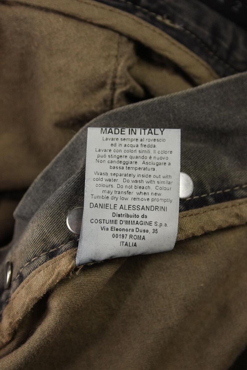 Pantaloni Daniele Alessandrini Jeans Trouser Uomo Marronee PJ5409L640 20 20 20 32d6fa