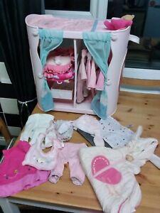 Baby Annabell dolls wardrobe with accessories bundle   eBay