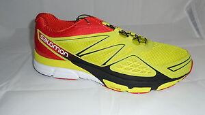 a7cf36b12158 Salomon X-Scream 3D 40 - 45 gelb Running Schuhe Laufschuhe Sneaker ...