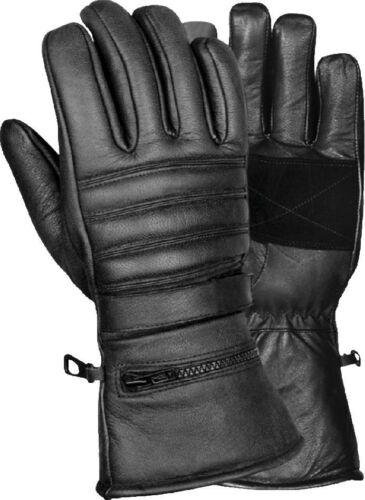 Men/'s Cold Weather Gauntlet w// Rain Mitten Zipper Compartment /& Cinch Wrist