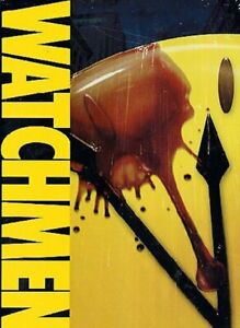 Watchmen-DVD-2-Dischi-Nuovo-Metal-Box-Collector-039-s-Edition-Limited-Steelbook-Tin
