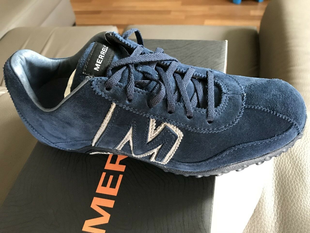 SNEAKER MERRELL SPRINT BLAST - blue - ASTER - NUOVE - shoes MERRELL J598661