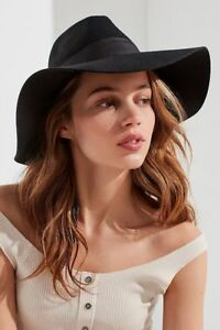 Image is loading NWT-Urban-Outfitters-Brixton-Piper-Floppy-Fedora-Hat- 10d31f67684