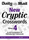 New Cryptic Crosswords: A New Compilation of 100  Daily Mail  Crosswords: v. 4 by Daily Mail (Paperback, 2008)