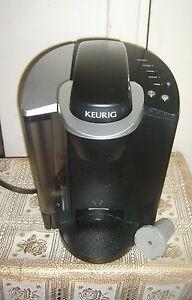 Keurig B40 K-Cup Coffee Maker for Parts or Repair! | eBay