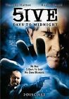 5ive Days to Midnight 2 Discs 2004 DVD