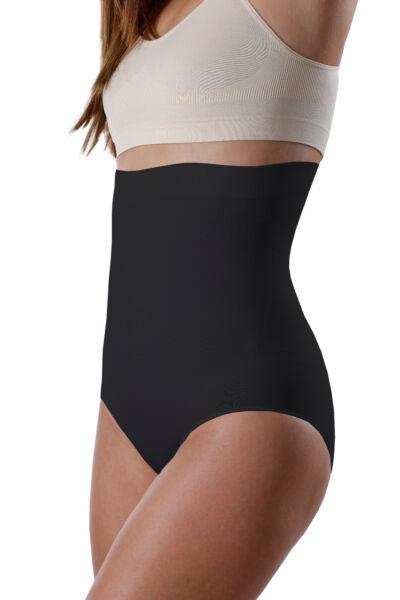 Bauchweg Miederslip Shapewear Miederhose Silikonbund Figurformende Unterwäsche