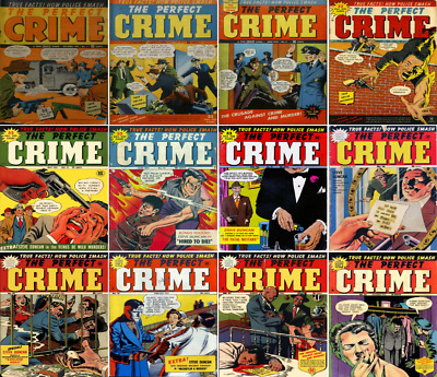 7 eBooks on CD 1962-1964 The Frogmen Comic Book Package
