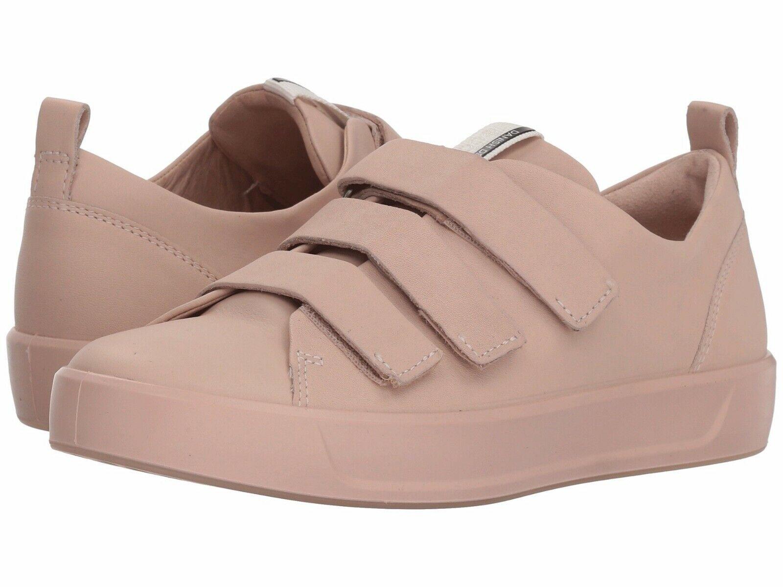 Nuovo  ECCO femminile Soft 8 scarpe da ginnastica 440513 01118 MSRP  170  esclusivo