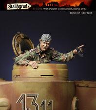 STALINGRAD MINIATURES, 1:35, WSS Panzer Commander, Kursk 1943, S-3591