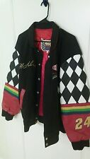 Jeff Hamilton RACING COLLECTION Leather Jacket WITH RACING #24
