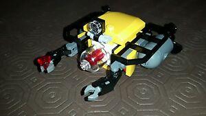Lego Minifig Submersible Vehicle