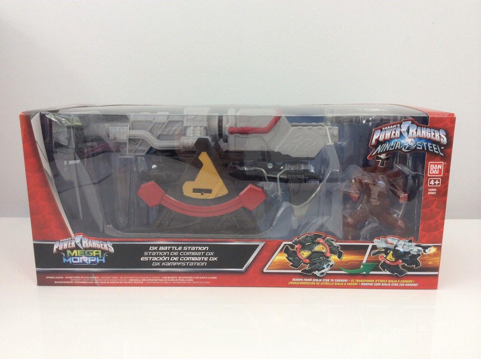 Saban's Power Rangers - - - Mega Morph - DX Battle Station - BNIB 317c6f