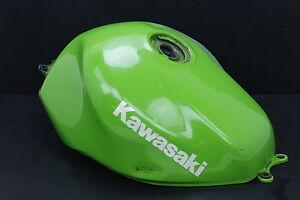 Image Is Loading 98 99 KAWASAKI NINJA ZX9R GREEN OEM GAS