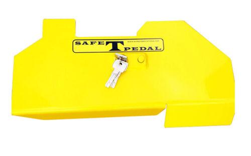 lhd-AC711026 Type 25 safetpedal T25 pédale de verrouillage