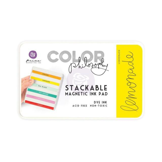 Prima Marketing Inc: Color Philosophy- Lemonade