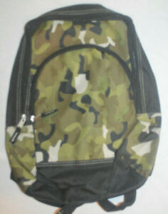 Boy/'s Fab Starpoint Blue Sharks Geo Bookbag Backpack S-M