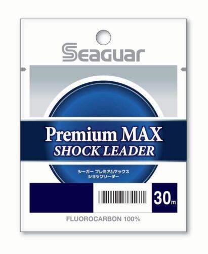 KUREHA Seaguar Premium Max Shock Leader 30m 7lb #1.5 Fishing LINE