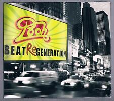 POOH BEAT REGENERATION  CD DIGIPACK  F.C. SIGILLATO!!!