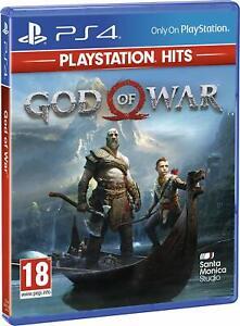 God-of-War-Uncut-Edition-ps4-NUOVO-amp-OVP-spedizione-lampo