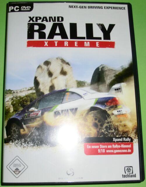 Xpand Rally Xtreme (PC - Spiel)