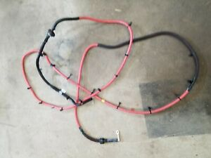 oem 13 14 15 17 cadillac ats battery positive cable Cadillac Sedan ATS- V Coupe