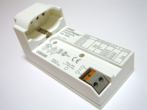 Osram Vorschaltgerät Trafo Duluxtronic DT-S//E 5-11//230-240L DULUX S//E 9-11W